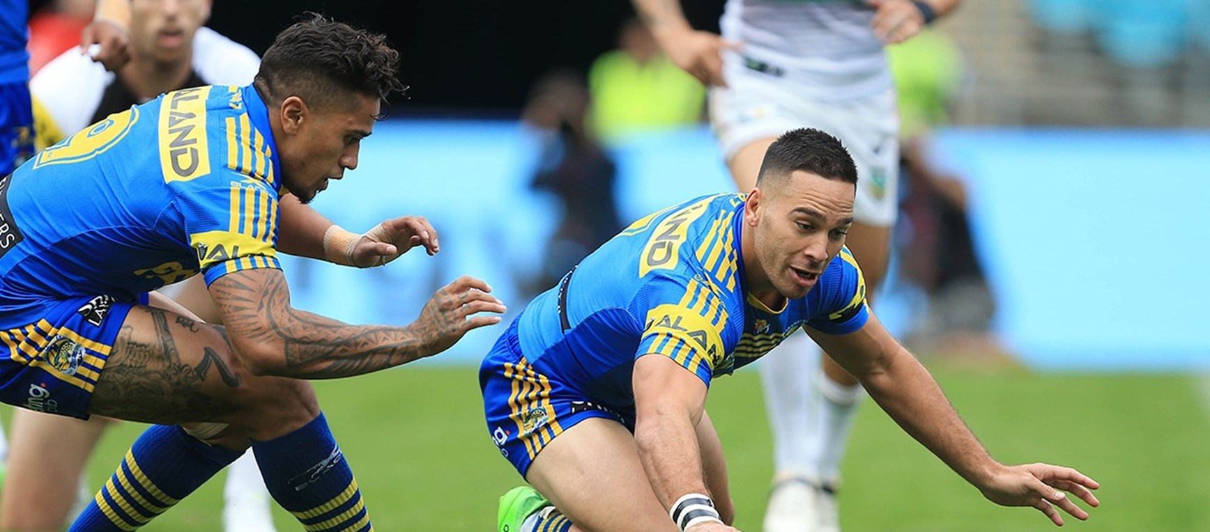 GALLERY | Eels v Penrith Panthers, ANZ Stadium