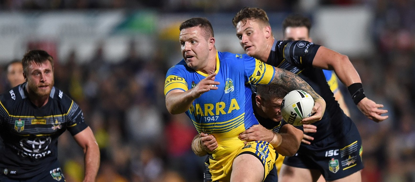 GALLERY | Eels v Cowboys, Round Nine