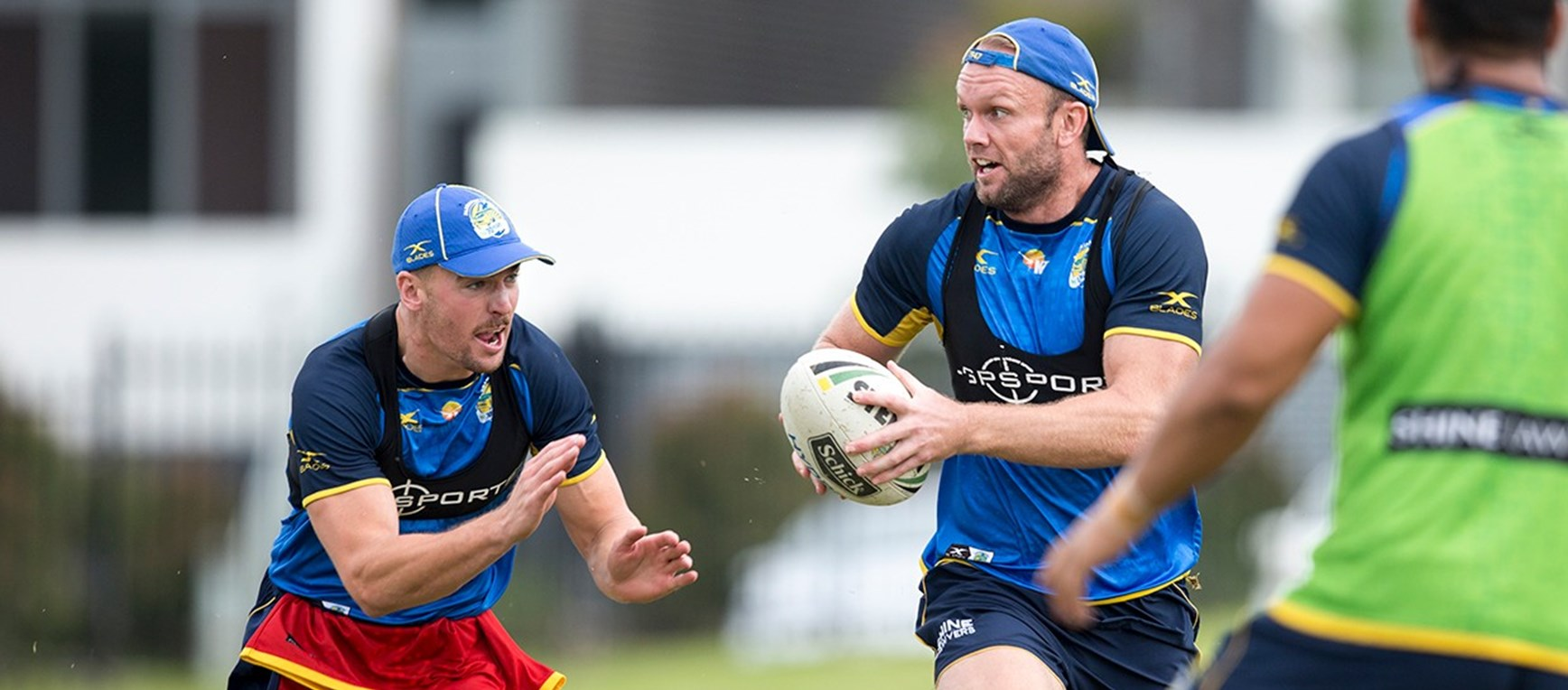 GALLERY | Eels train ahead of Cowboys