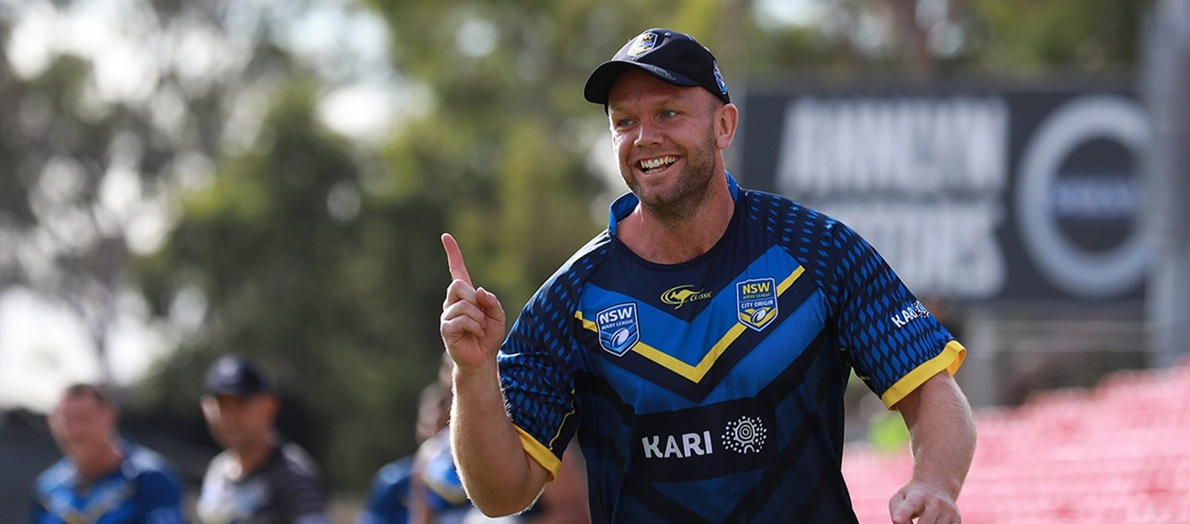 GALLERY | Eels in Rep Round
