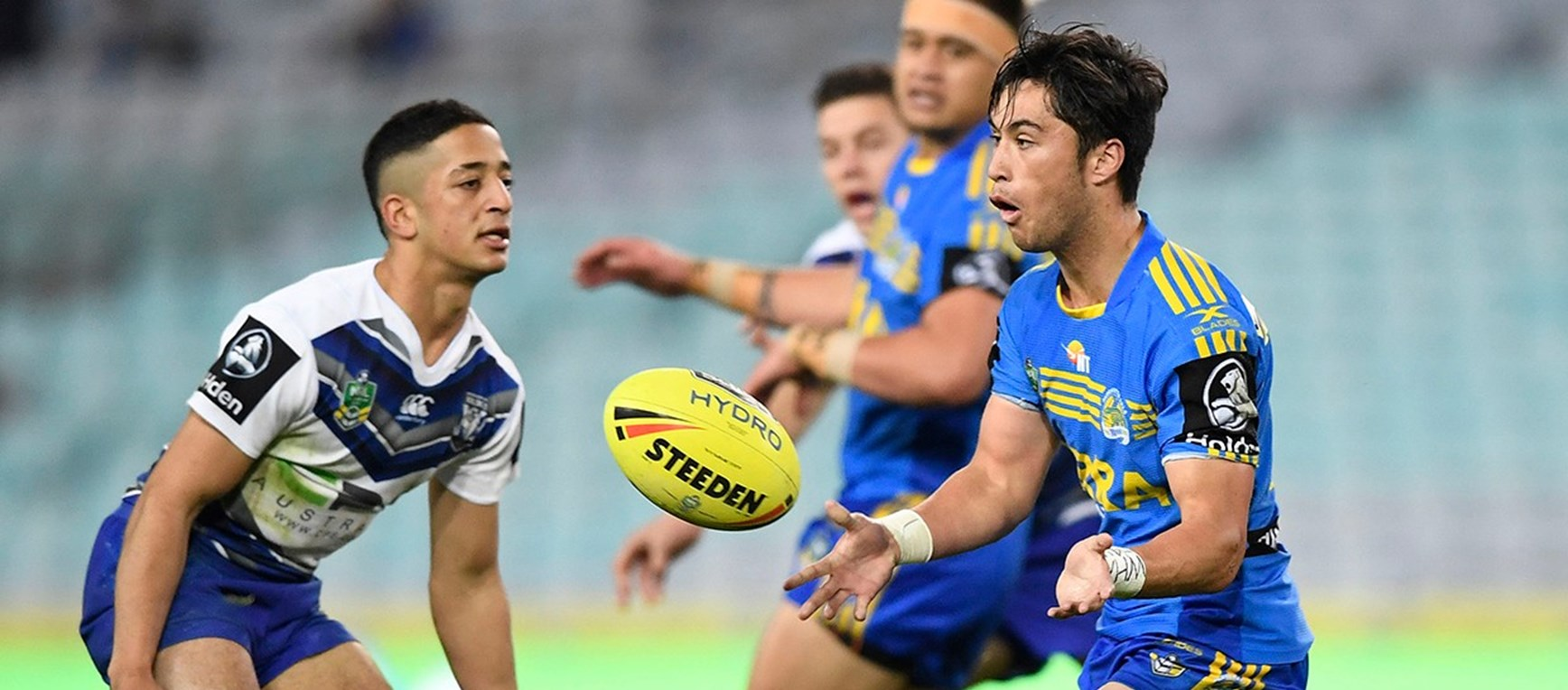 GALLERY | Eels NYC v Bulldogs, ANZ Stadium