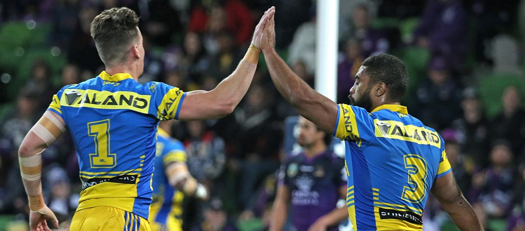 GALLERY | Eels v Storm, Round 18