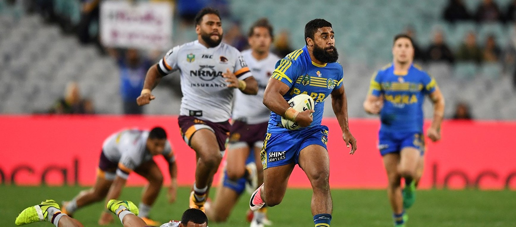 GALLERY | Eels prepare for Wests Tigers