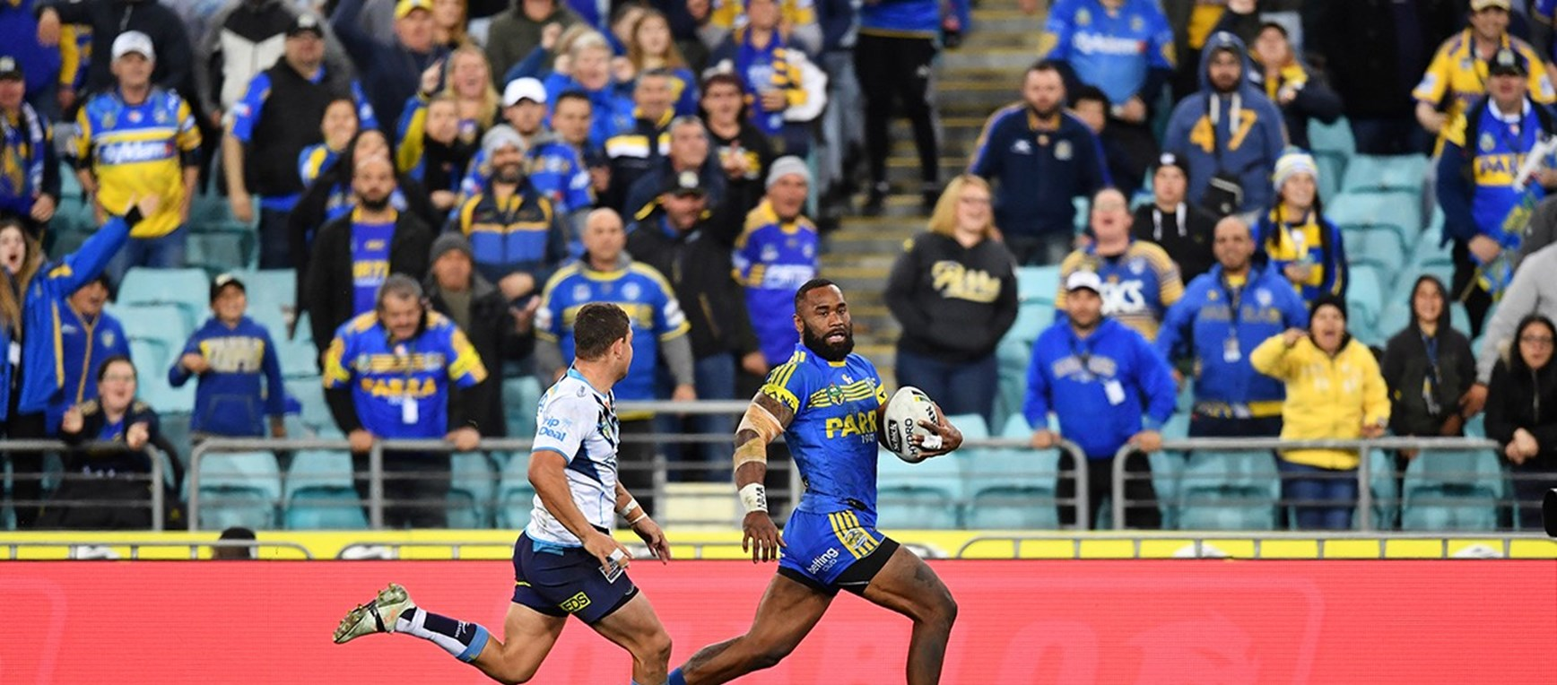 GALLERY | Eels v Titans, Round 24