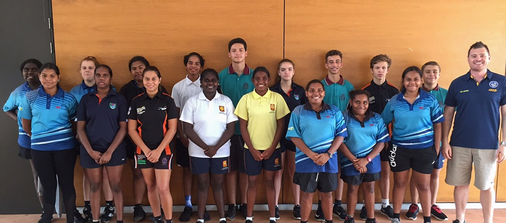 Eels head to Top End for fourth Indigenous Youth & Leadership Summit