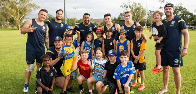 RECAP | Blue & Gold highlights from Alice Springs