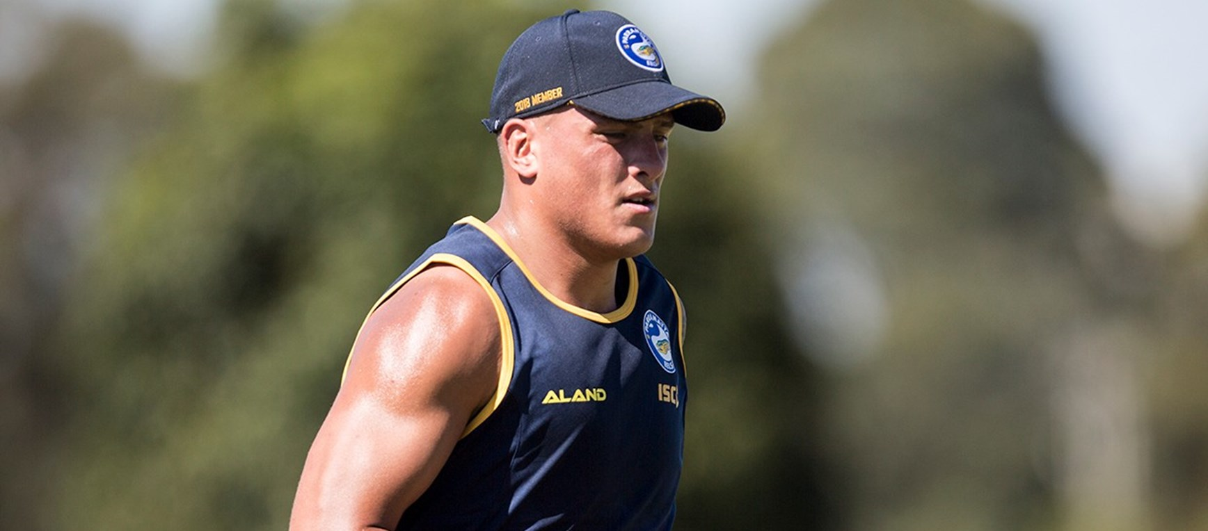 GALLERY | Eels kick off week six with conditioning session