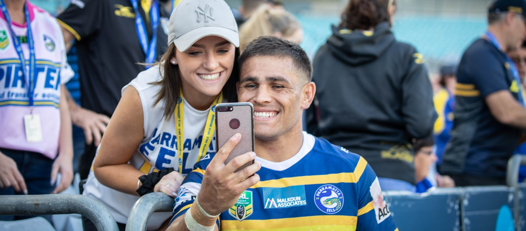 Around the Grounds - Eels v Sea Eagles, Round Seven