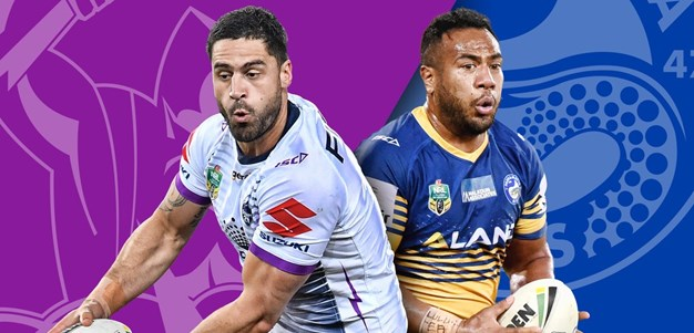 Storm v Eels, Round 23 Match Preview