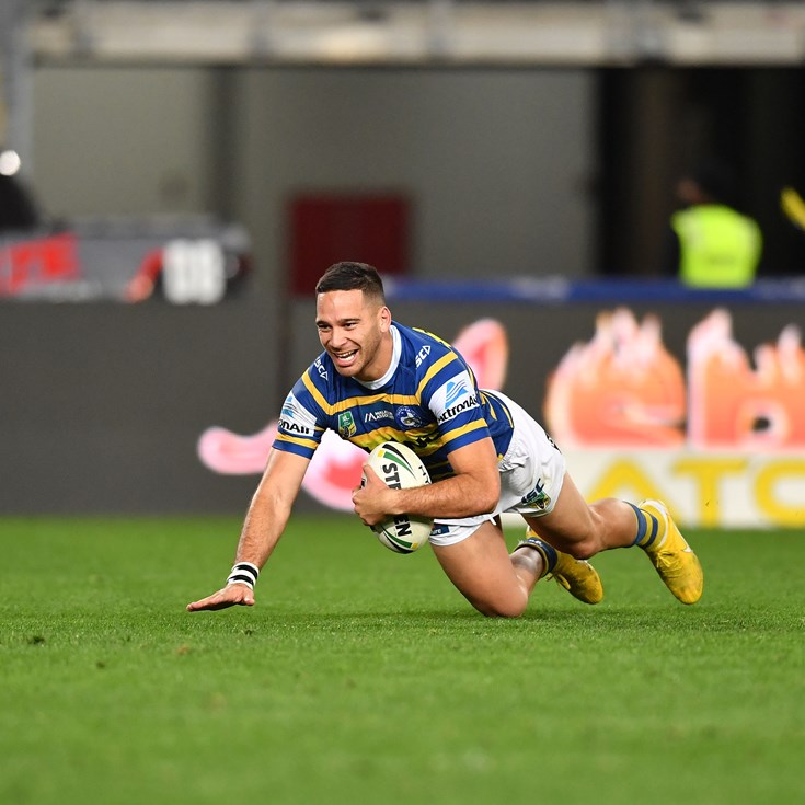 Norman talks playing fullback, Jaeman Salmon and preparing for the Dragons