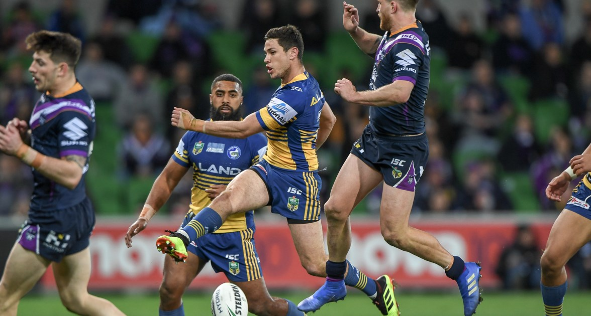 The official site of the parramatta eels parraeels eels storm v eels round 23 in photos ccuart Choice Image