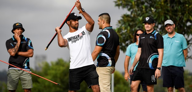 Eels involved in NRL Indigenous camp