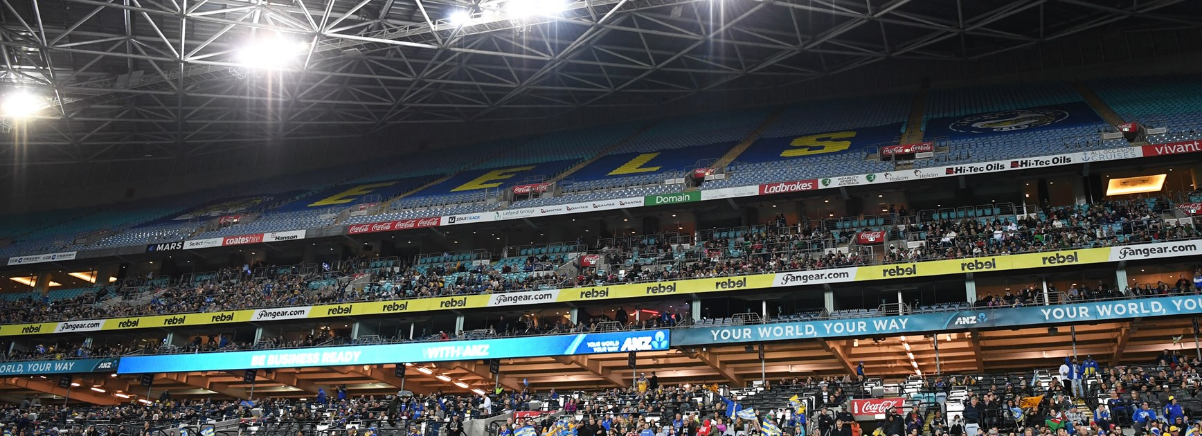 Fans First for ANZ Stadium Matches in 2018