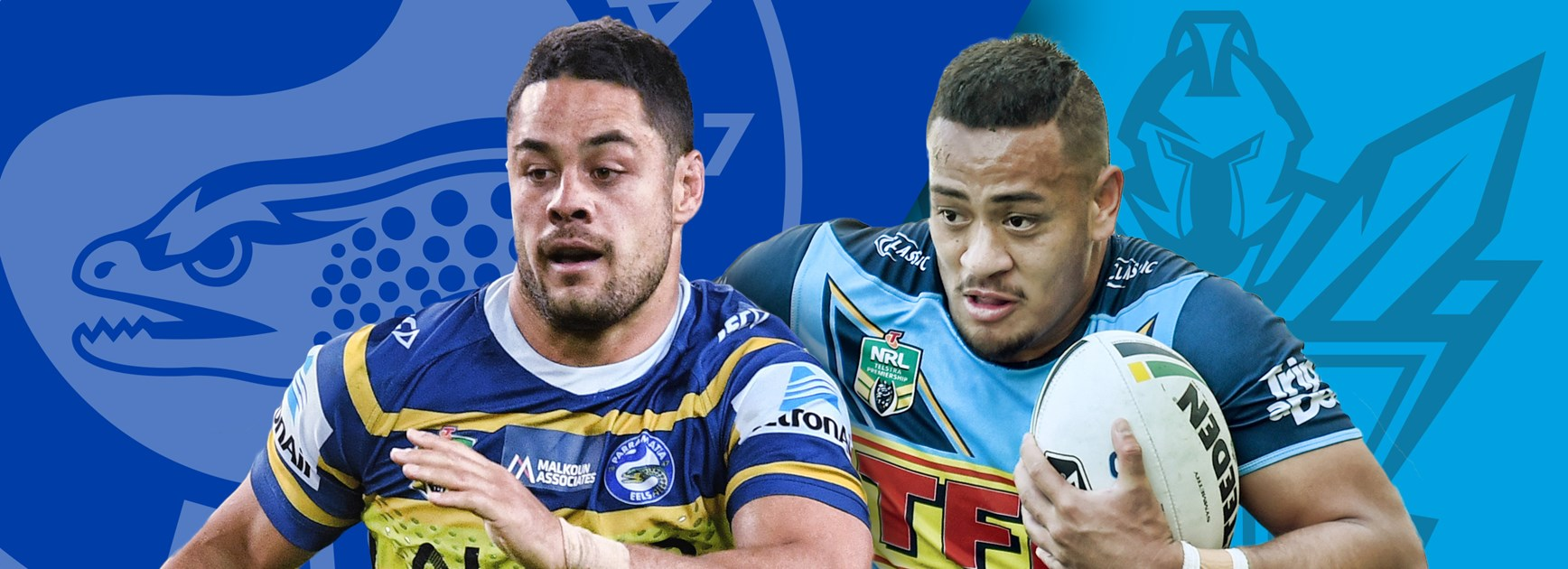 Eels v Titans, Round 21 Match Preview