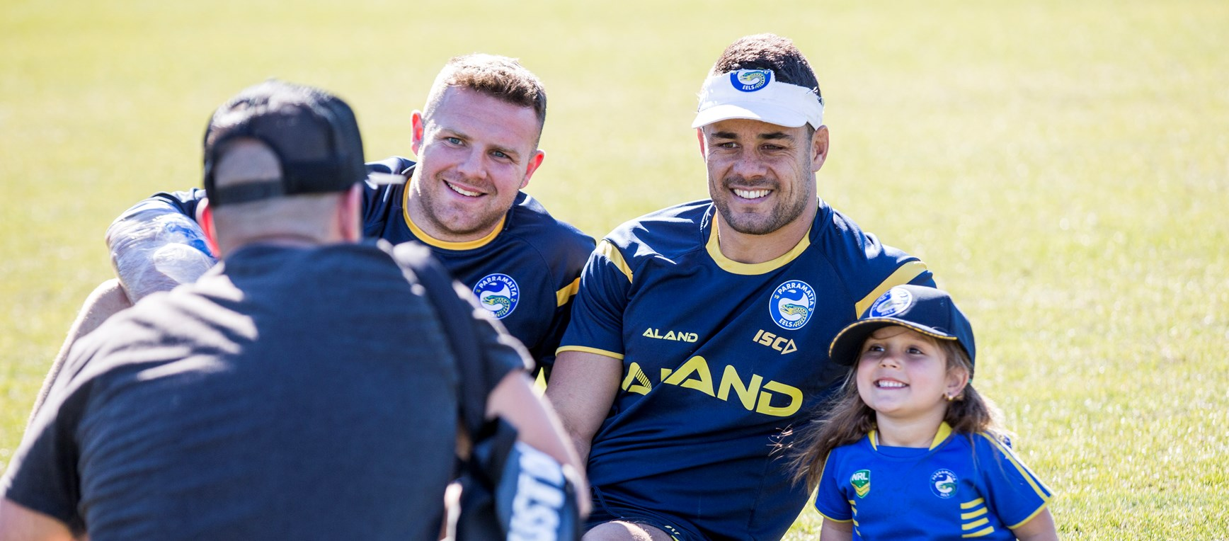 Eels Junior Members Clinic
