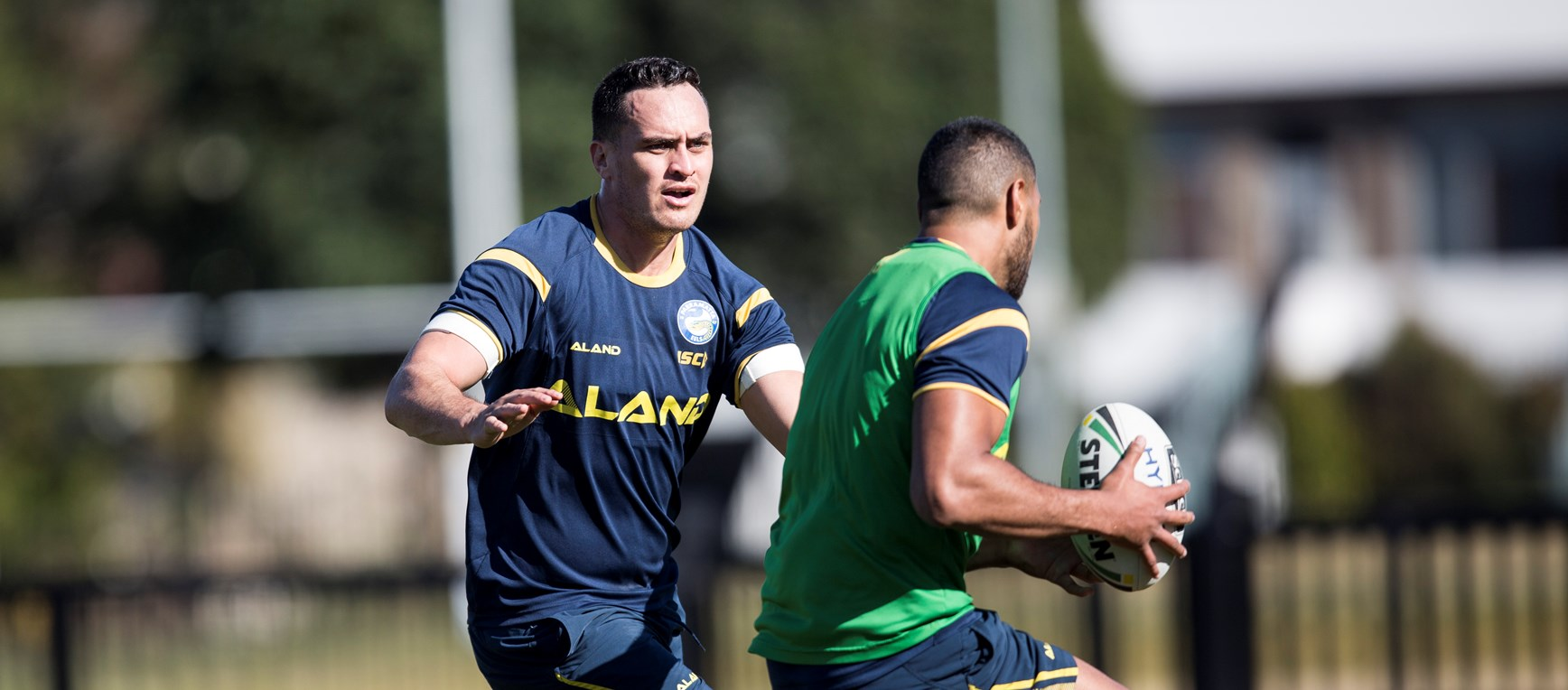 Eels prepare for Rabbitohs clash