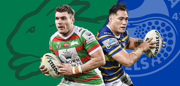 Rabbitohs v Eels, Round 20 Match Preview