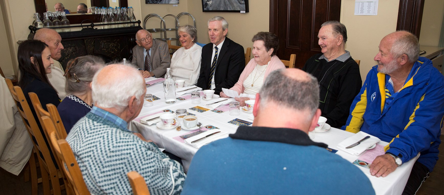 50+ Year Members Morning Tea