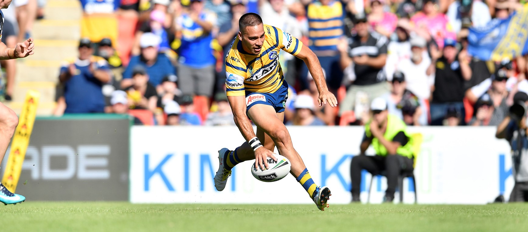 Panthers v Eels Round One in photos