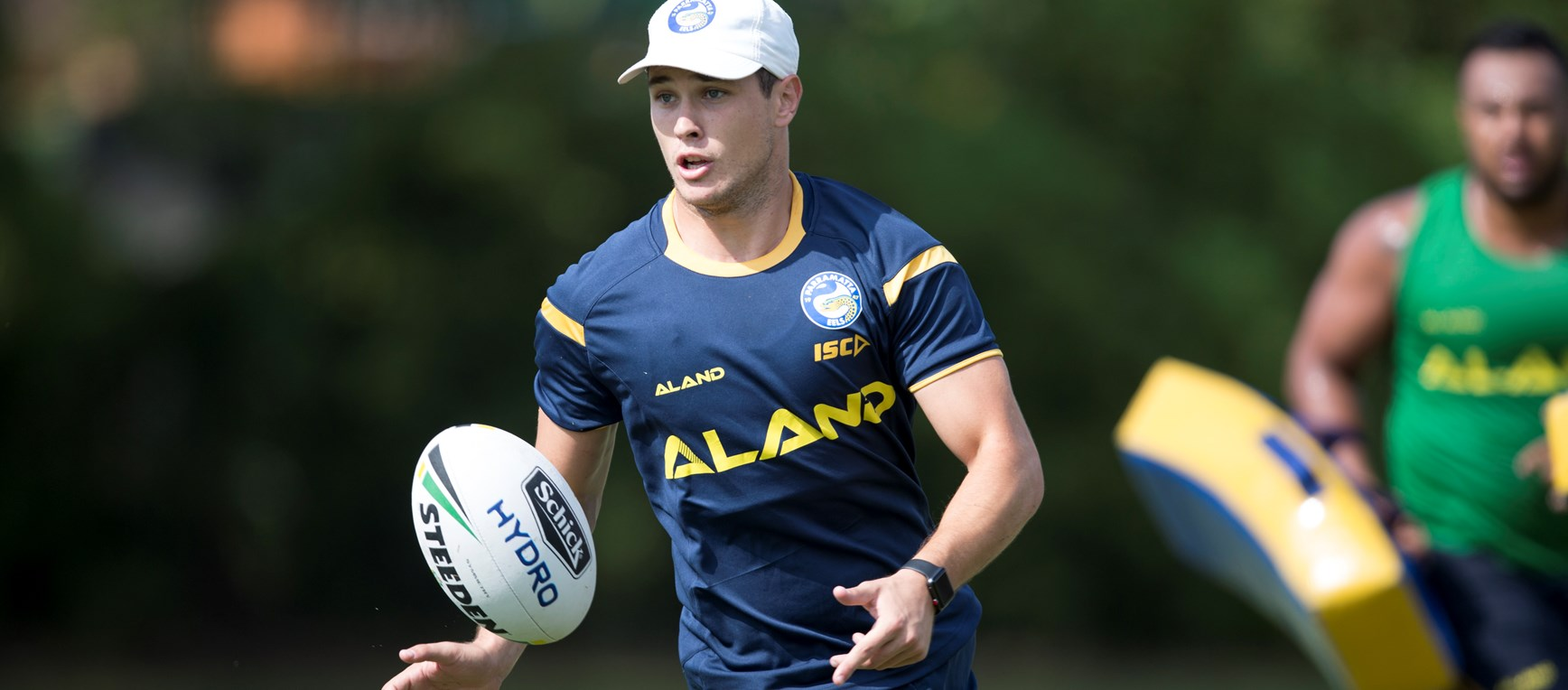 Eels prepare for Sea Eagles