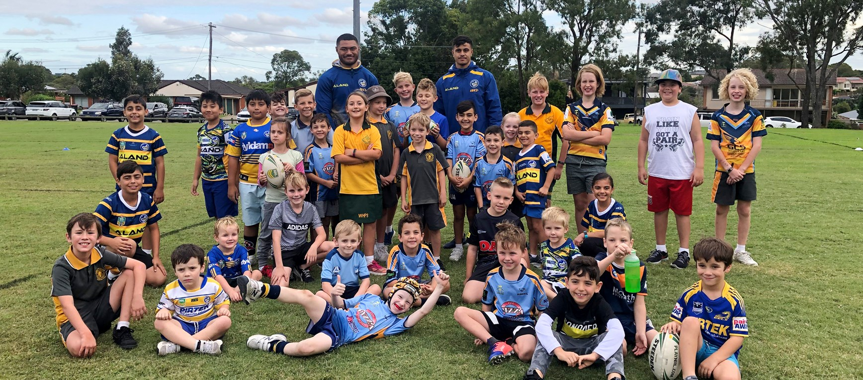 Eels in the Community - April wrap up gallery