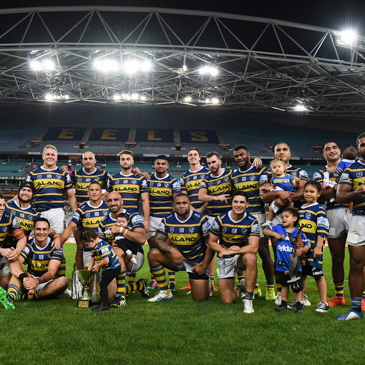 Eels v Sharks, Johnny Mannah Cup gallery