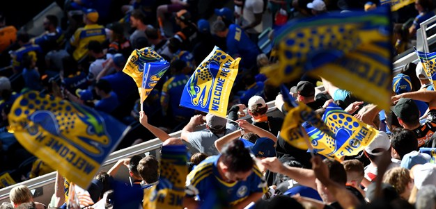 Important Members Info: Eels v Dragons, Round Eight
