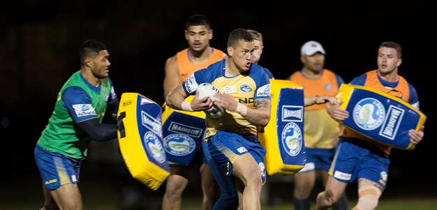 Eels prepare for Titans clash