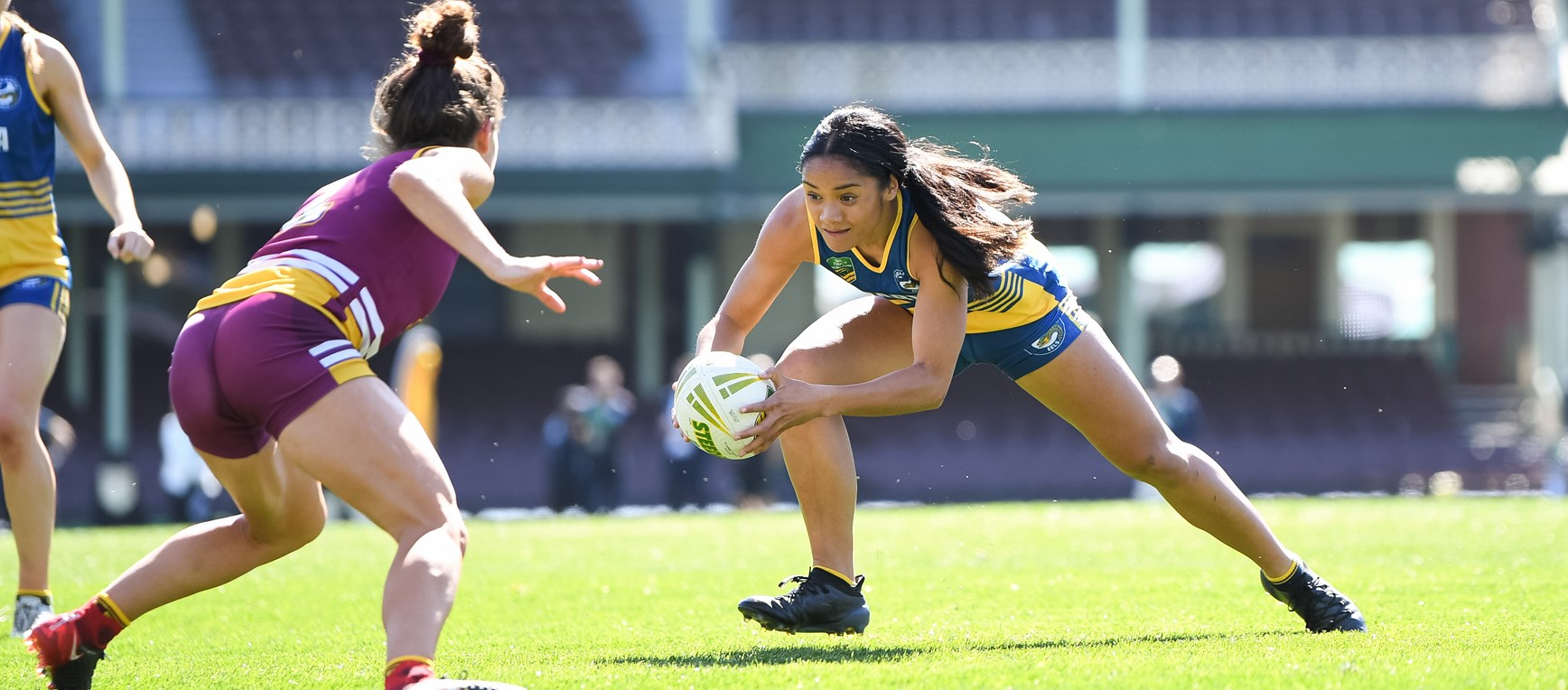 Women's Touch Premiership GF - Eels v Broncos in photos