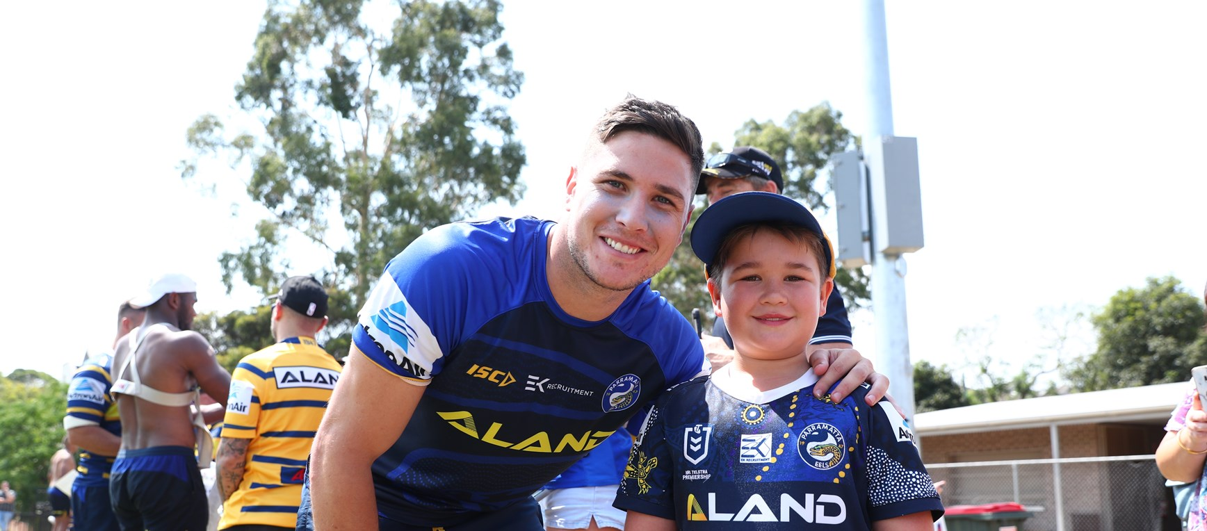 Eels host Members Only Christmas Training session
