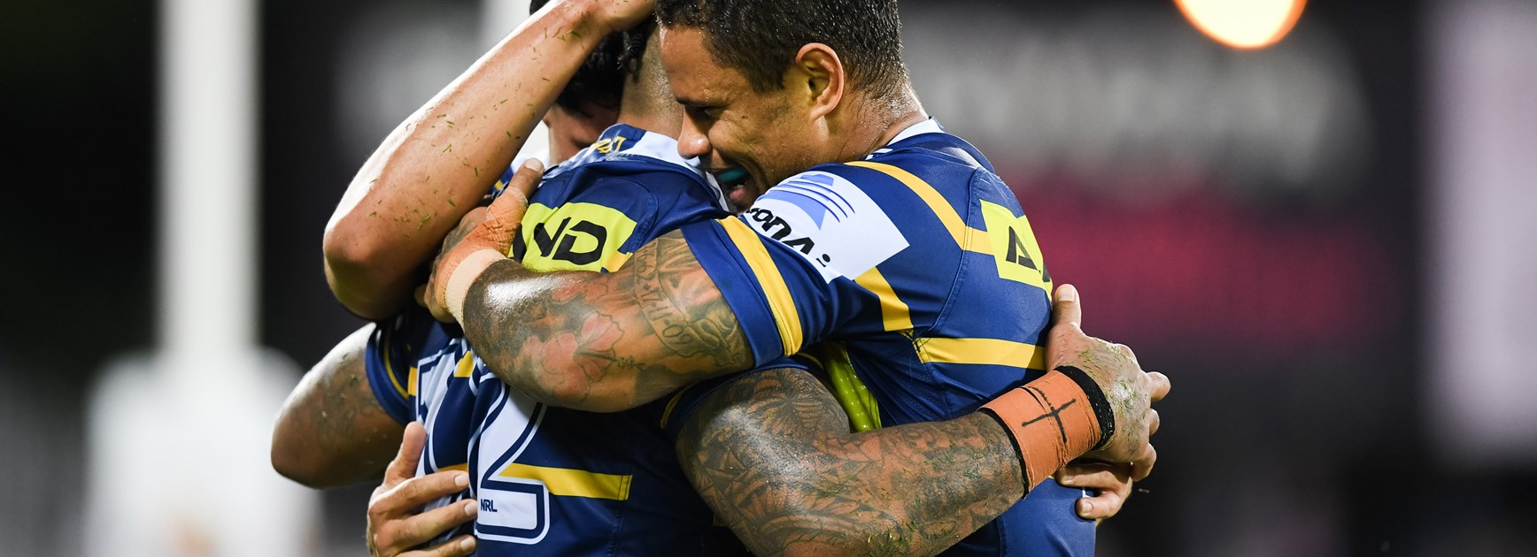 FAN VOTE: Best on ground - Eels v Raiders, Round 15