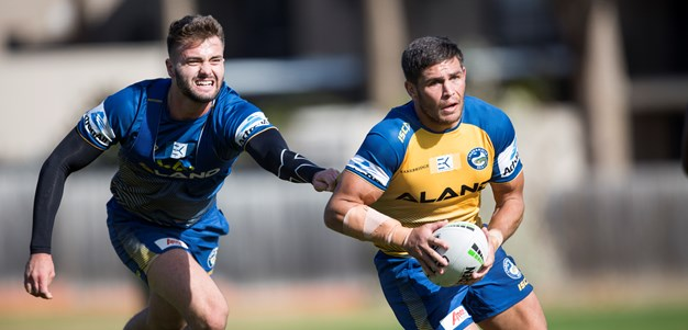 Eels prepare for Sharks clash