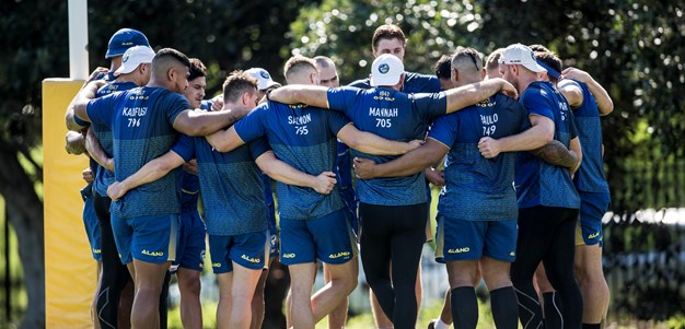 Captain's Run | Bulldogs v Eels, Round Two