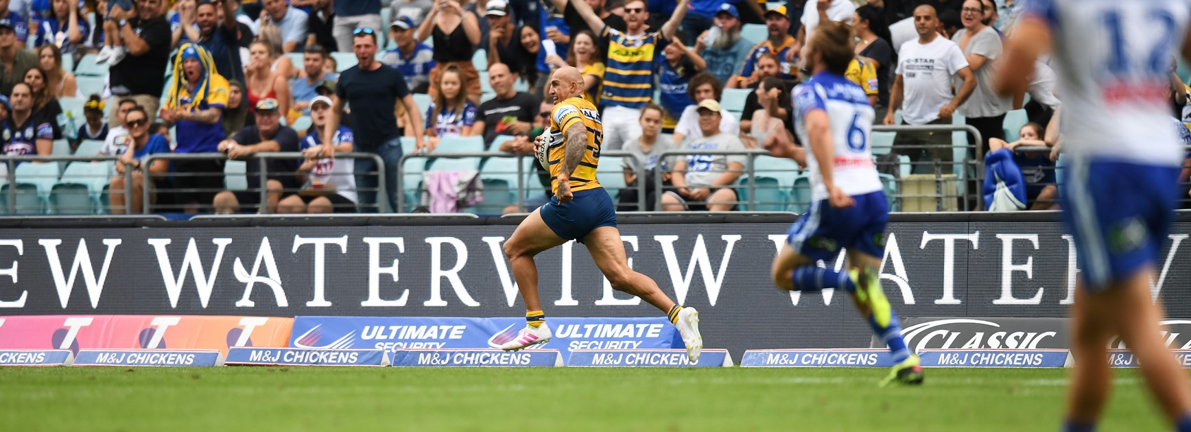 Eels Fantasy: How our Blue & Gold scored