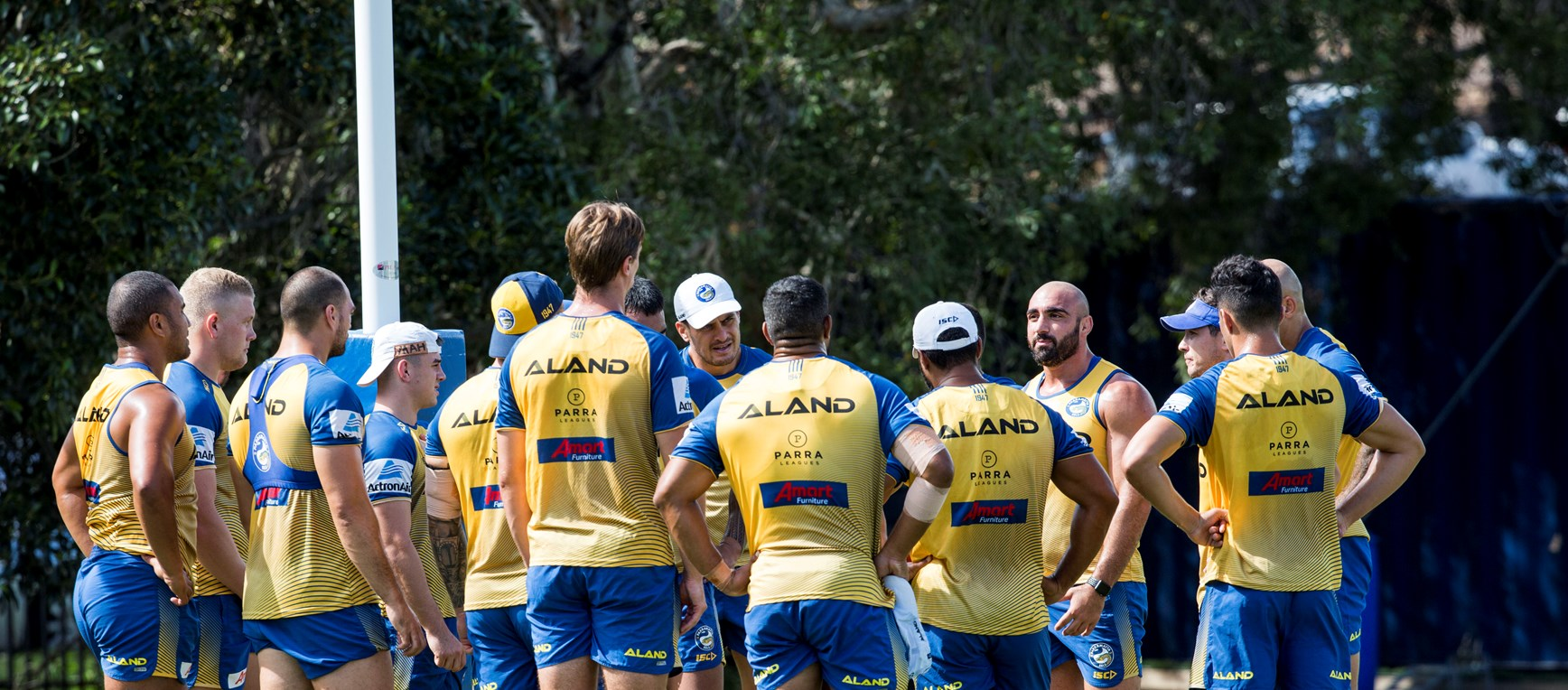Eels final hit out before Panthers trial