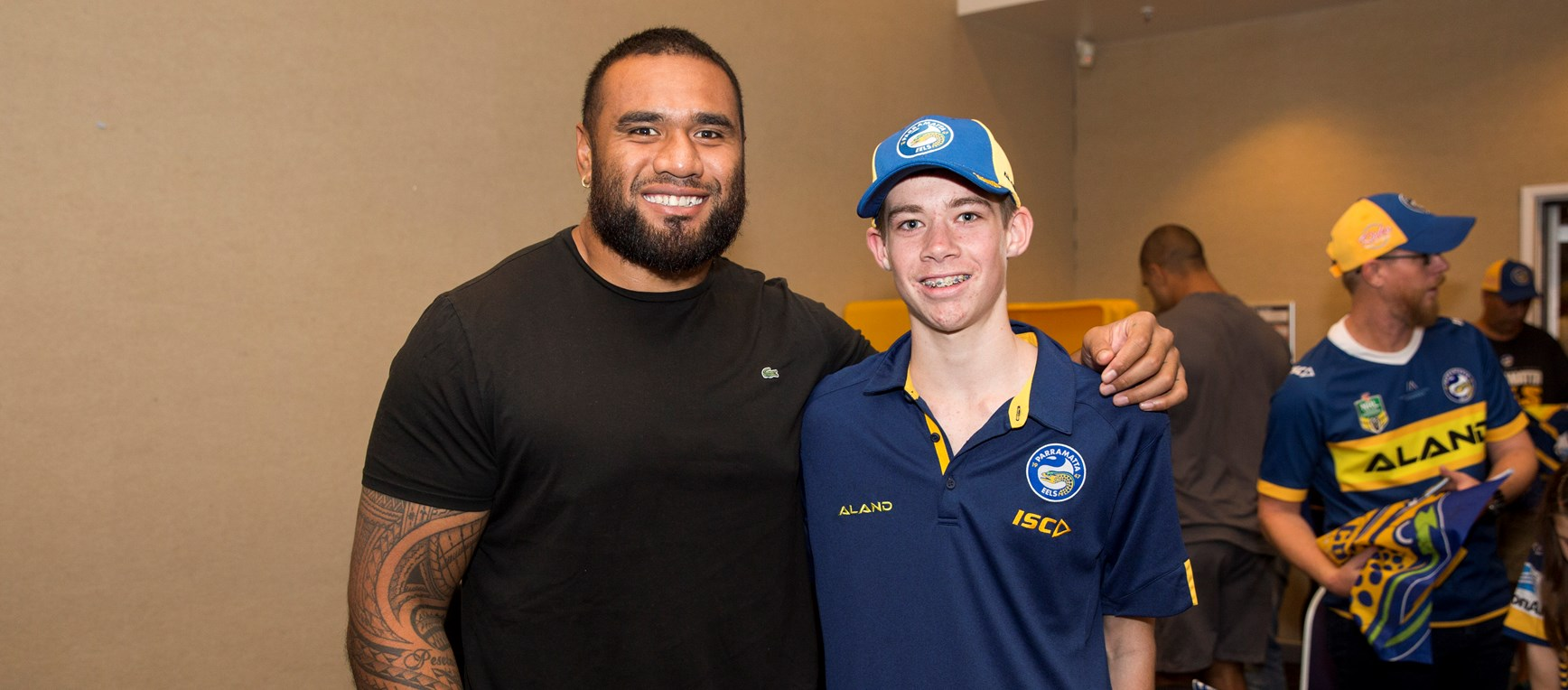 Blue & Gold Army welcome Eels to Brisbane