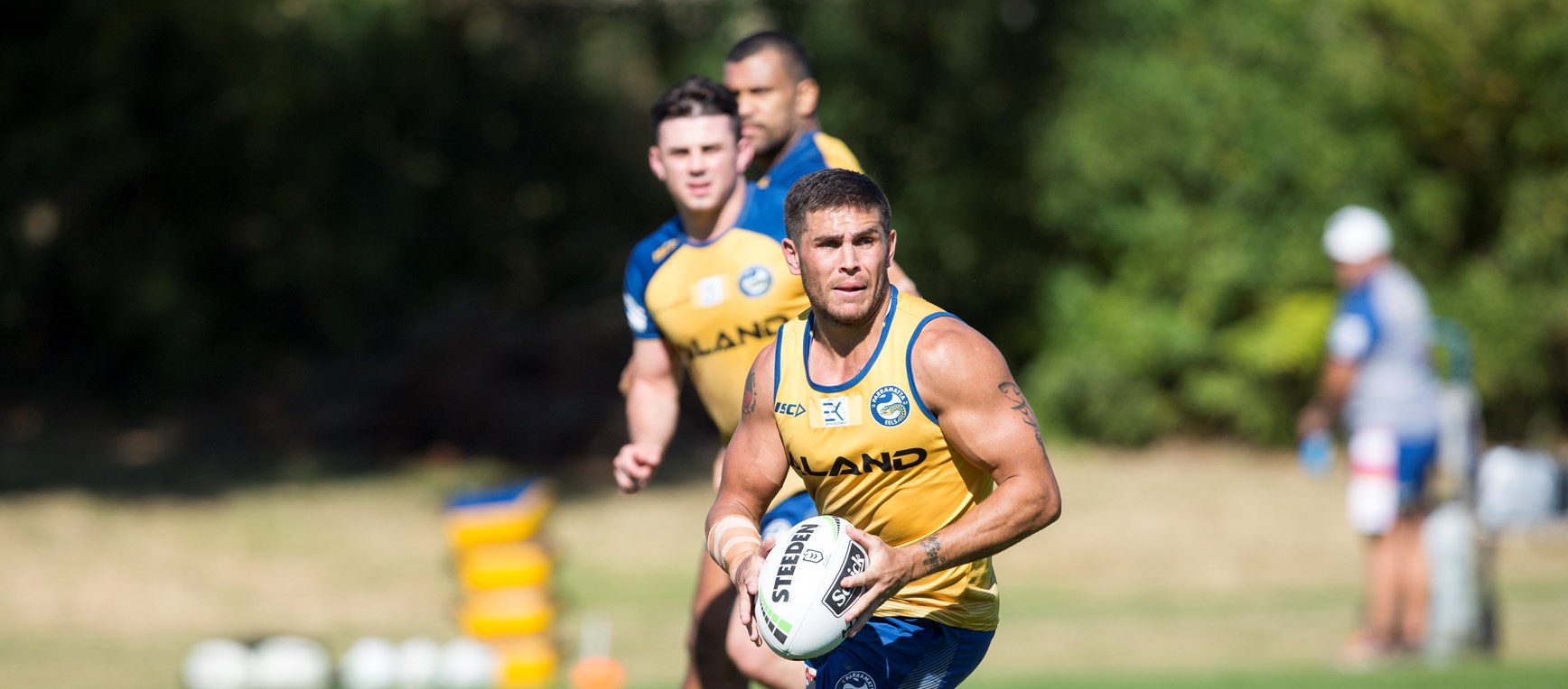 Eels prepare for Cowboys clash