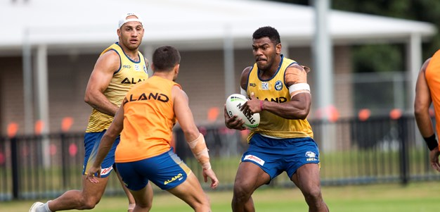 Eels prepare for Dragons clash