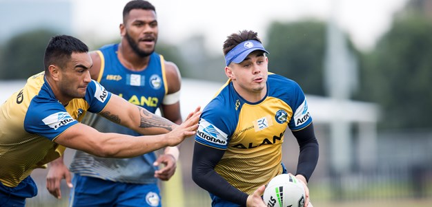 Eels prepare for Panthers clash