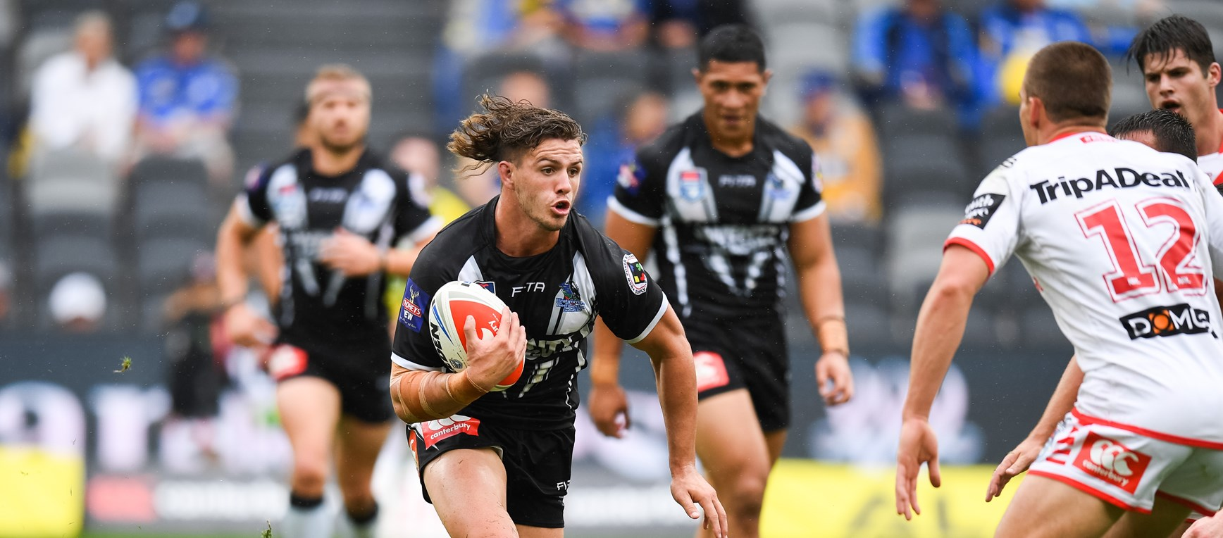 Magpies v Dragons Gallery