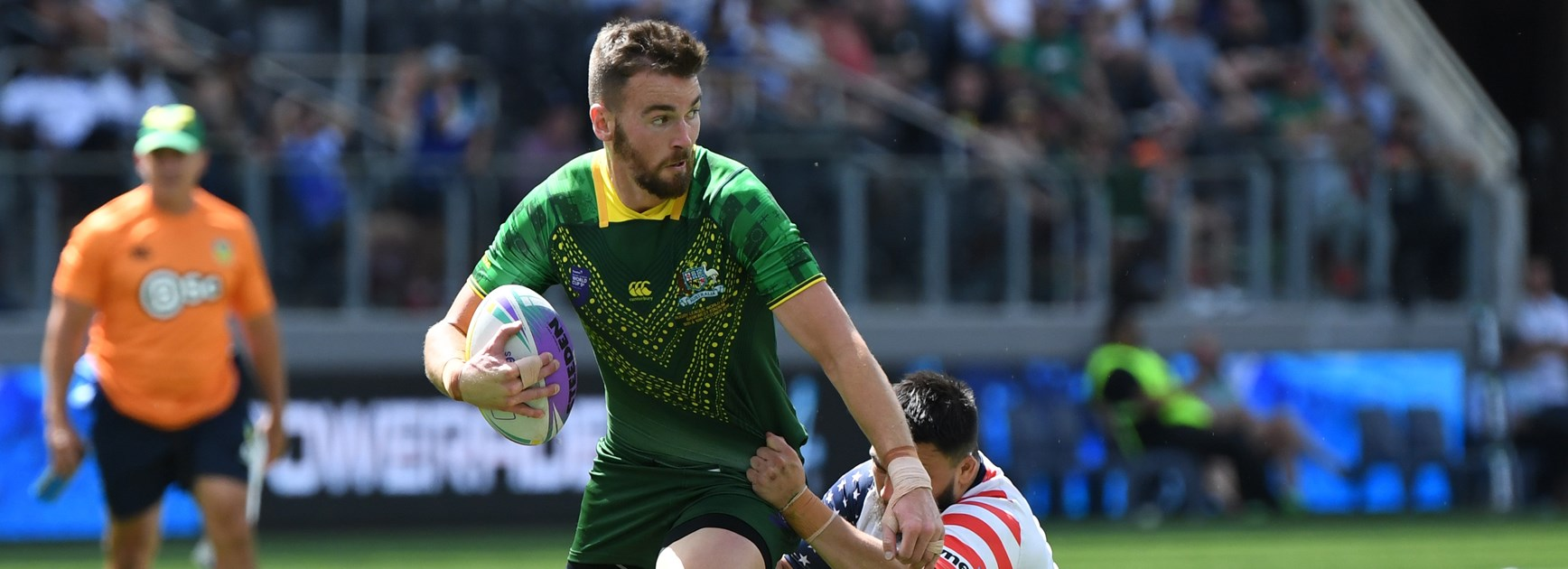 Radley, Gutherson get Kangaroos call-up for Tonga Test