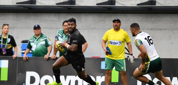 Sivo back for Fiji
