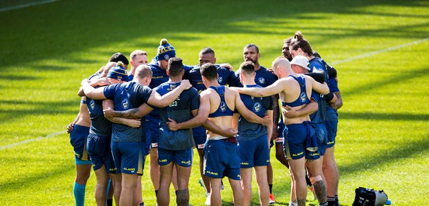 Eels v Broncos, Elimination Final Captain's Run