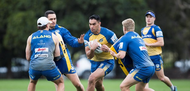 Eels prepare for elimination final