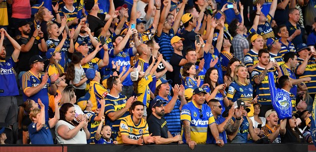 Eels vs Storm Semi Final Tickets Competition Winner!