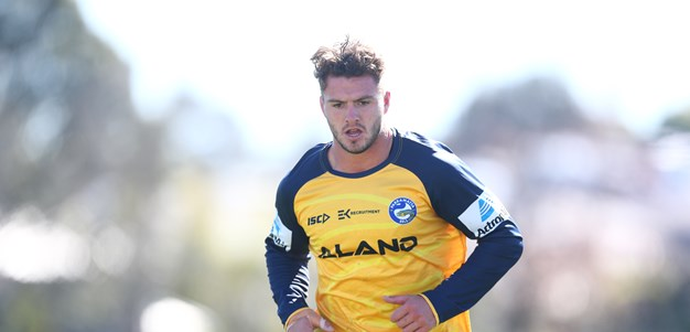 Eels begin preparation for Sharks clash