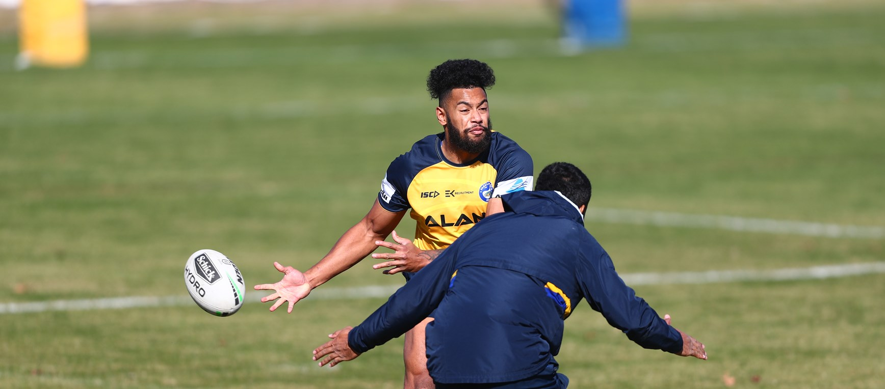 Eels begin preparation for Knights clash