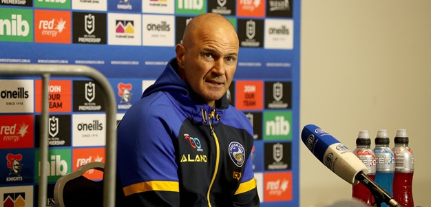 Post Match: Brad Arthur, Round Nine