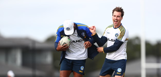 Eels Captain's Run ahead of Sea Eagles clash